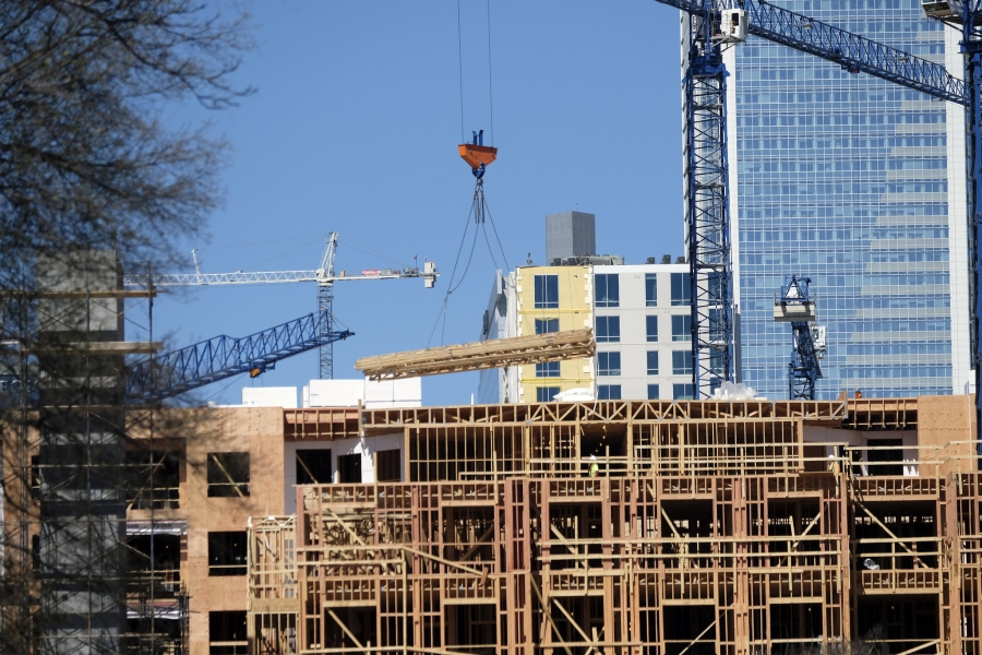 Construction in Charlotte