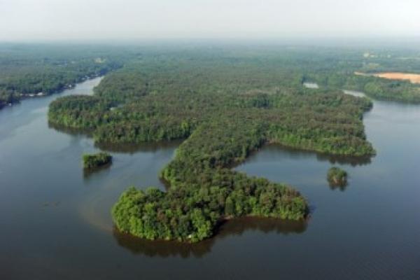 Eagle Point Nature Preserve, Rowan County