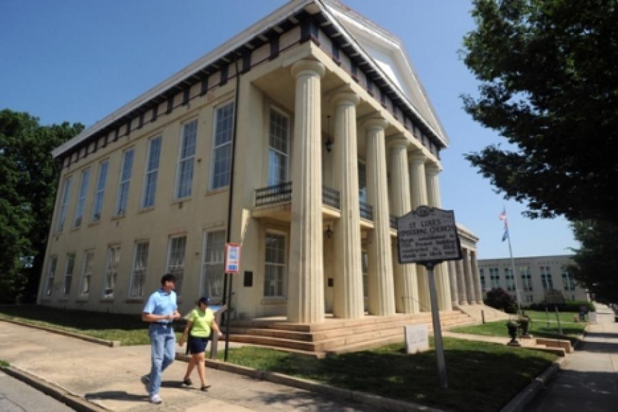 Historic Rowan County Courthouse.
