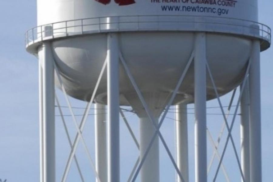 """Newton, """"The Heart of Catawba County"""""""