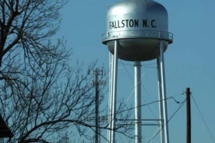 Fallston in Cleveland County