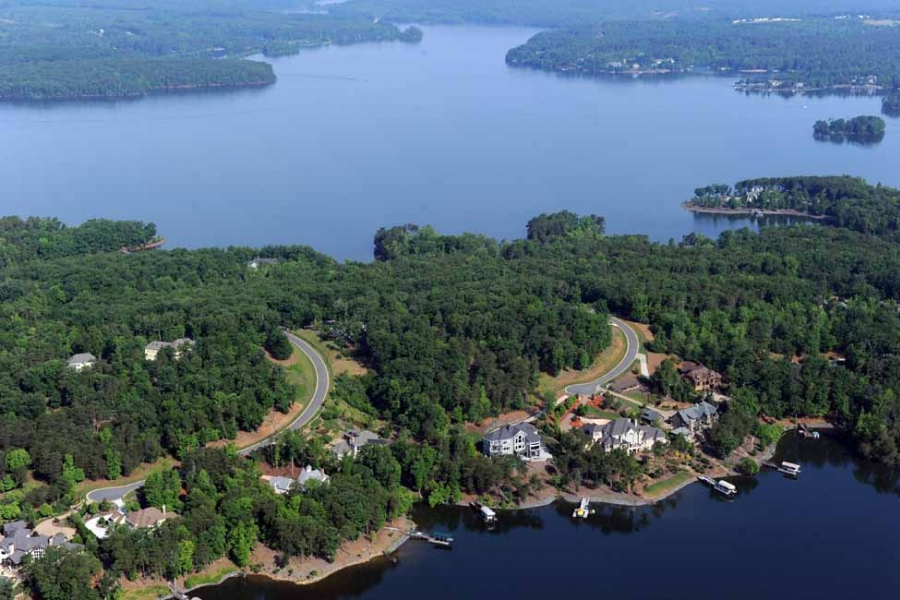 Uwharrie Point homes.
