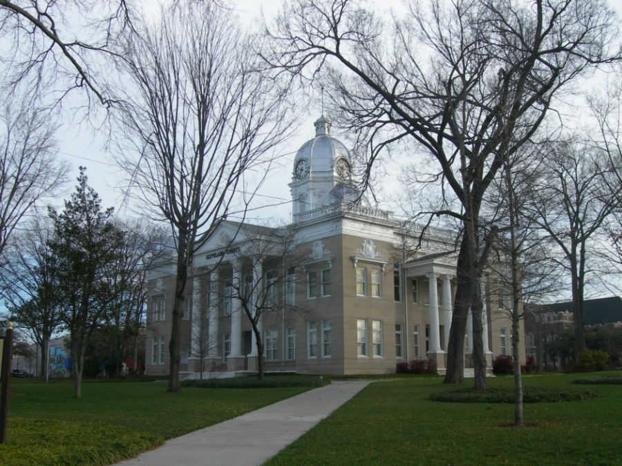 """Photo: Flickr """"(Old) Cleveland County Court House"""" by jimmywayne"""