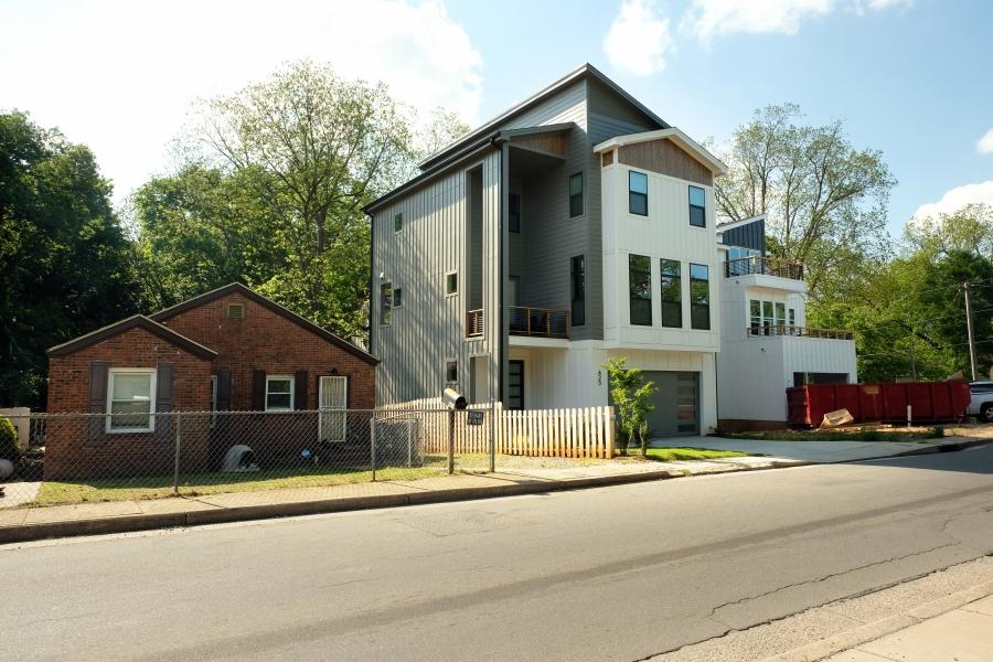 Houses near JCSU in Charlotte NC