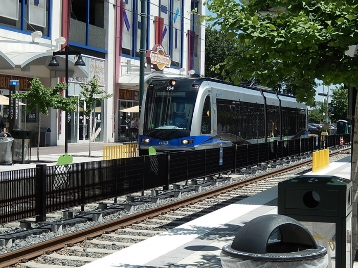 MD Officials Tour Charlotte Light Rail at NACo Conference ...