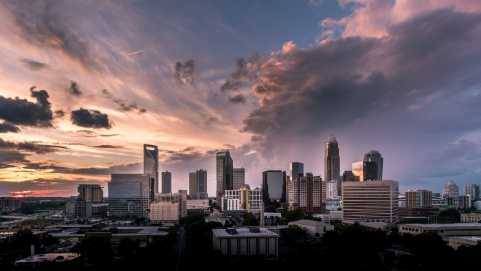 Charlotte, like many Sun Belt cities, is experiencing rapid growth and an increasingly diverse population. Photo Credit: Daniel Weiss/Unsplash