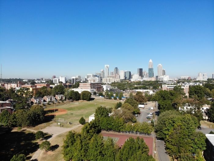 Charlotte, like most of the US, sees a vast disparity in wealth accumulation between different racial groups. Photo: Clayton Hanson