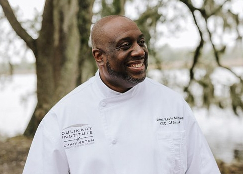 Mr. Kevin Mitchell, Chef Instructor, Culinary Institute of Charleston