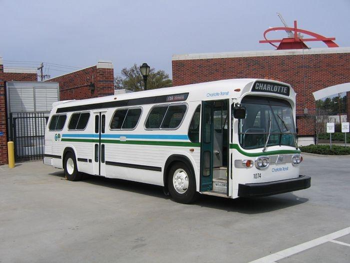 Bringing Back The Bus Unc Charlotte Urban Institute Unc Charlotte