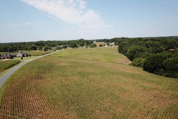 Farm east of Charlotte