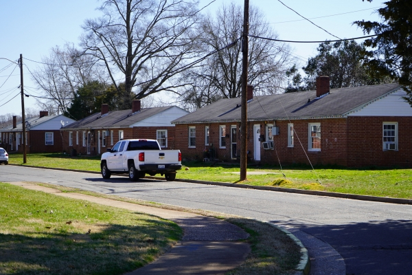 The Stonewall Jackson rental homes in west Charlotte
